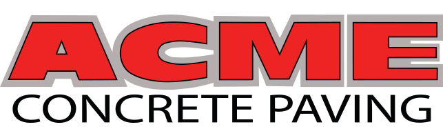 ACME Concrete Paving Logo